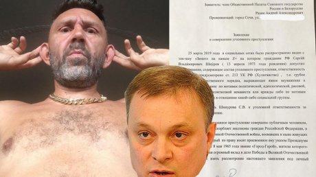 Продюсер «Ласкового мая» обвинил Шнурова вхулиганстве
