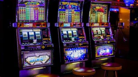 большие игровые автоматы