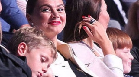 Алина Кабаева в очередной раз стала мамой