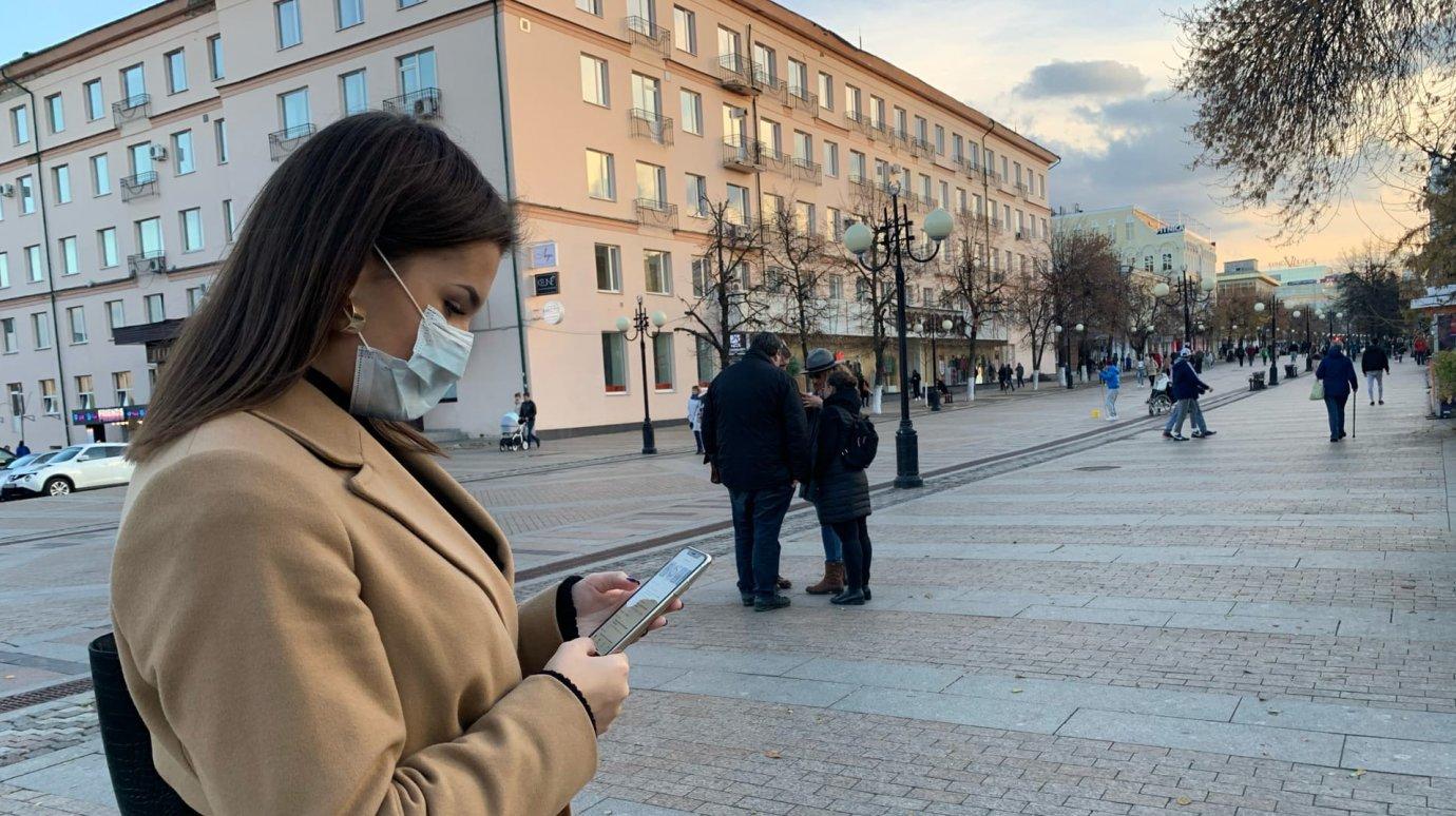 За и против: пензенцы обсудили в Сети требование носить маску