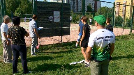 В Пензе 8 коллективов сражались за призы юбилейной спартакиады