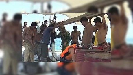 Исчезновение сомалийских пиратов объяснено