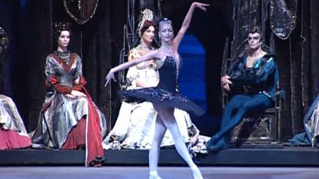 Анастасия Волочкова снова стала артисткой балета в Большом театре