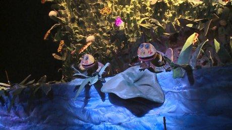 В «Кукольном доме» покажут спектакль для самых маленьких