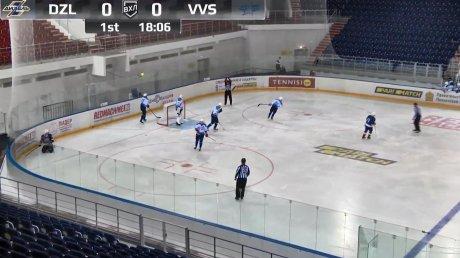 Пензенский «Дизель» дважды обыграл хоккеистов ЦСК ВВС