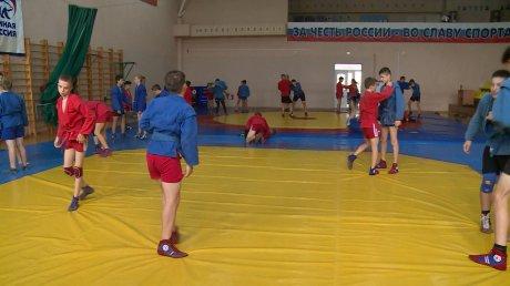 Пензенские самбисты вернулись из Нижегородской области