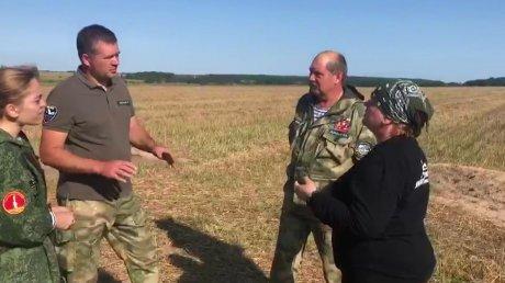 Пензенские поисковики нашли останки солдата из Усть-Узы