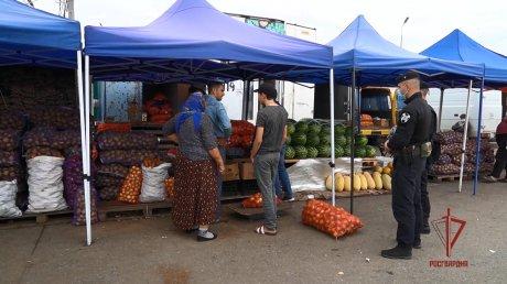 В Пензе выявили незаконно трудящихся мигрантов