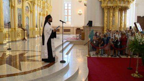 В Пензе состоялся молебен перед началом учебного года