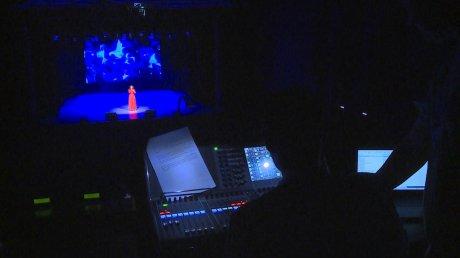 Концертный зал в Доме офицеров оснастили индукционной петлей