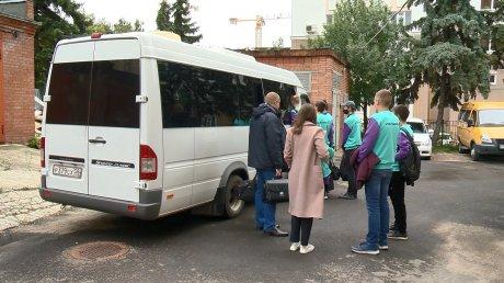 Пензенские студенты отправились на IQ-олимпиаду