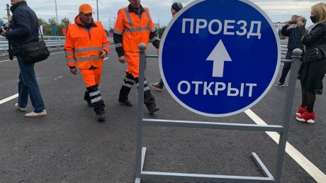 Движение машин по Бакунинскому мосту отрегулируют в октябре