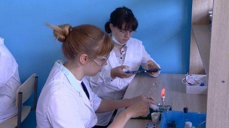 В Пензе открылся первый в ПФО школьный технопарк