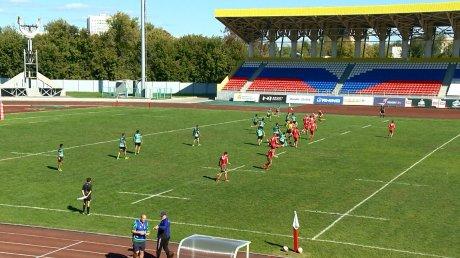 Молодежный состав «Локомотива» проиграл команде из Красноярска