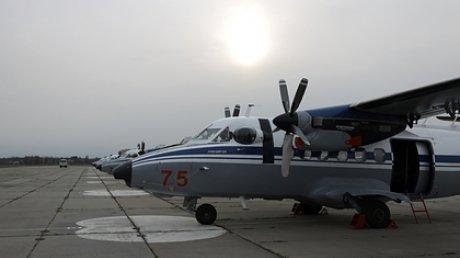 Раскрыто число погибших при падении самолета под Иркутском