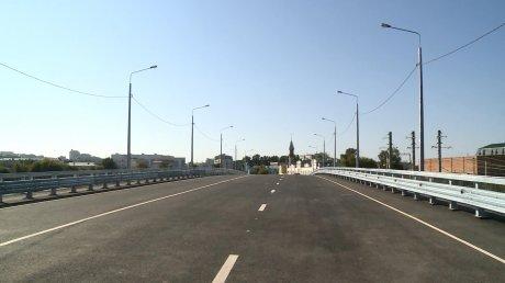 Бакунинский мост намерены открыть для зареченских автобусов