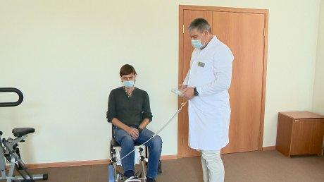 Врачебно-физкультурный диспансер получил новое оборудование