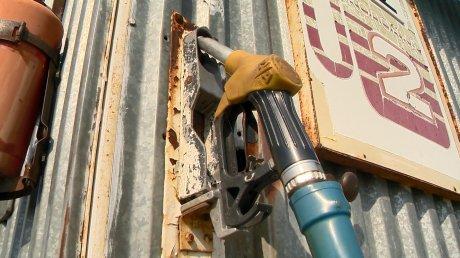 В Пензе приставы арестовали автозаправочный комплекс