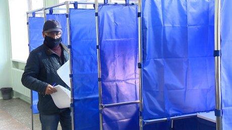 Пензенские полицейские подвели итоги работы во время выборов