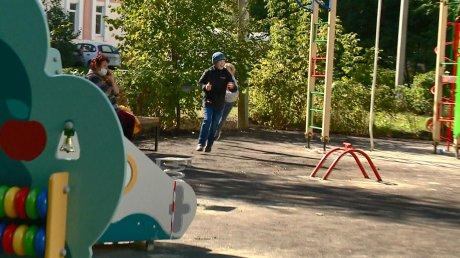 В Пензе по заявкам жителей появятся 17 детских площадок