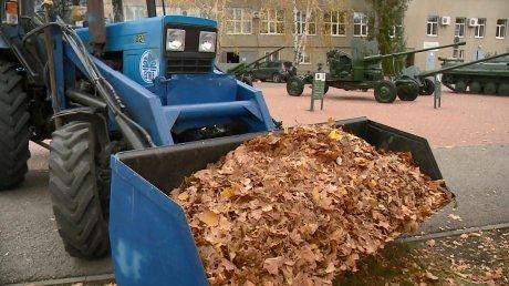 Пензенцев призывают внести посильный вклад в уборку города