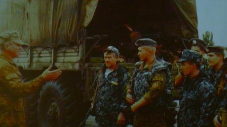В Пензе наградили ветеранов и бойцов ОМОНа