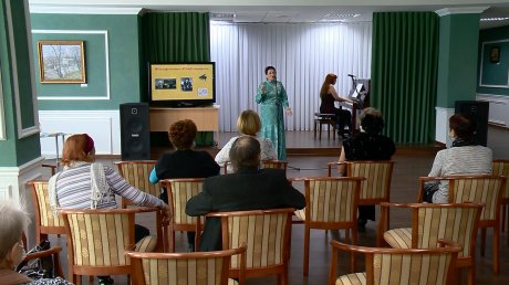 В Пензе открылся очередной сезон «Филармонии в библиотеке»