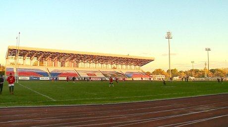 «Локомотив-Пенза» готовится ко второму кругу чемпионата России