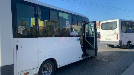 В Пензе составили протоколы на водителей-безмасочников