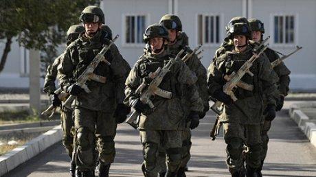 Российских солдат проверят на психологическую устойчивость