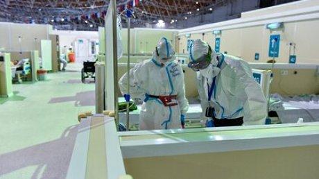 В России выявили максимальное с декабря число новых случаев коронавируса
