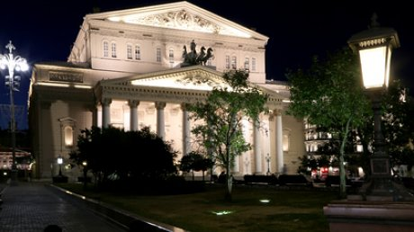 На сцене Большого театра в Москве погиб артист на глазах зрителей