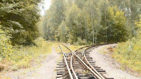 На базе новой детской железной дороги создадут учебные классы