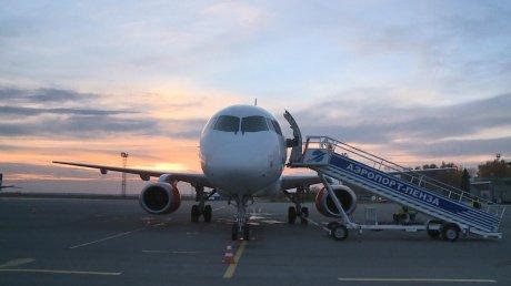 В расписании пензенского аэропорта появились новые маршруты