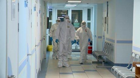 В Пензенской области от коронавируса за сутки умерли 29 человек