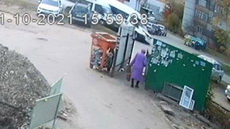 Авария с двумя маршрутками на Кижеватова попала на видео