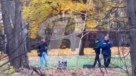 Устроившего стрельбу у школы в Москве задержали